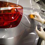Обработка - керамическое покрытие кузова по низкой цене в Москве