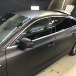 Оклейка пленкой антихром авто в Москве по низкой цене
