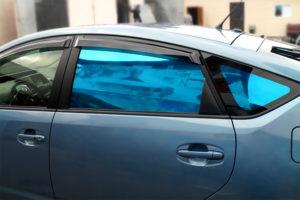 Цветные тонировки по низкой цене в Москве — «Измени Авто»