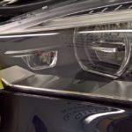 Бронирование фар пленкой по низкой цене в Москве — «Измени Авто»