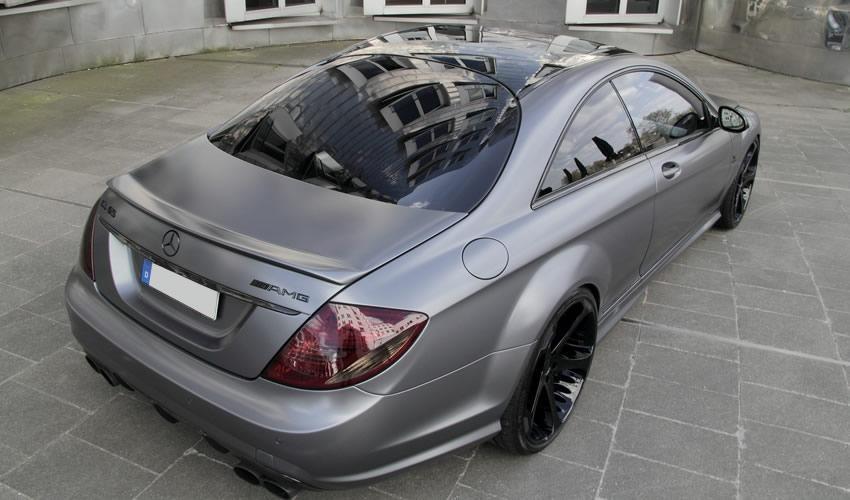 Оклейка матовой серой пленкой автомобиля по низкой цене в Москве