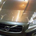 Бронирование капота авто по низкой цене в Москве — «Измени Авто»