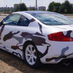 Полная оклейка авто по низкой цене в Москве