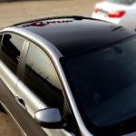 Оклейка авто черной глянцевой пленкой по низкой цене в Москве — «Измени Авто»