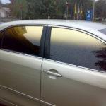Цветная тонировка с переходом цвета по низкой цене в Москве — «Измени Авто»