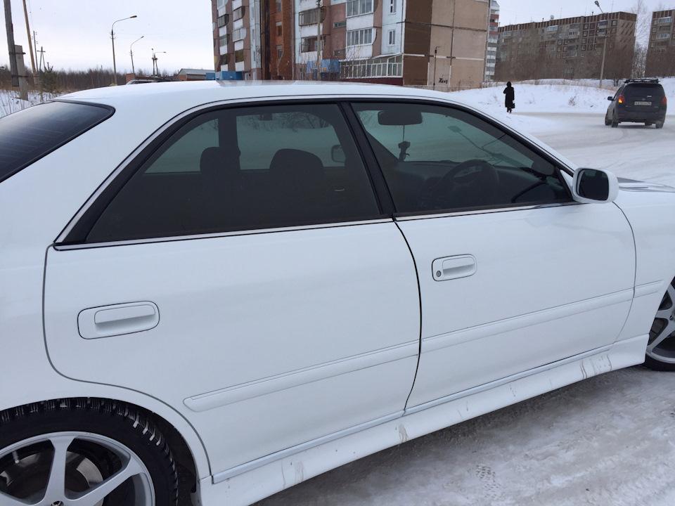 Тонировка 50% по низкой цене в Москве — «Измени Авто»