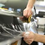 Бронирование автомобиля защитной пленкой по низкой цене в Москве — «Измени Авто»