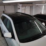 Оклейка крыши авто пленкой по низкой цене в Москве - «Измени Авто»
