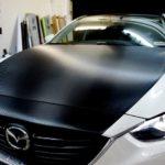 Оклейка капота пленкой по низкой цене в Москве — «Измени Авто»