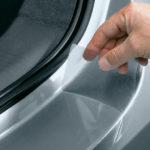 Антигравийная пленка для защиты порогов — оклейка по низкой цене в Москве в компании «Измени Авто»