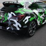 Оклейка авто пленкой камуфляж по низкой цене в Москве