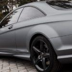 Оклейка авто серой пленкой по низкой цене в Москве - «Измени Авто»