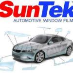 Оклейка авто полиуретановой пленкой Suntek (Сантек) по низкой цене в Москве